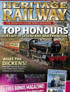 Heritage Railway – December 20, 2019
