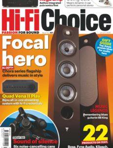 Hi-Fi Choice – Issue 457 – January 2020