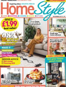 HomeStyle UK – November 2019