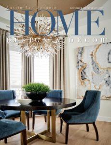 Home Design & Decor Austin-San Antonio – December 2019-January 2020