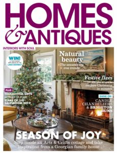 Homes & Antiques – January 2020