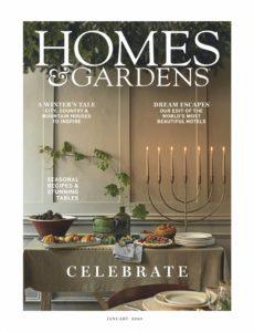Homes & Gardens UK – January 2020