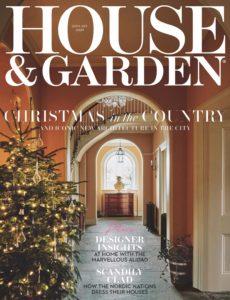 House & Garden UK – January 2020