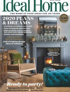 Ideal Home UK – January 2020