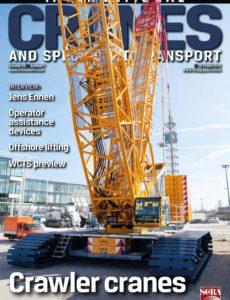 International Cranes & Specialized Transport – October 2019