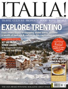Italia! Magazine – January 2020