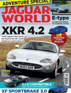 Jaguar World – February 2020
