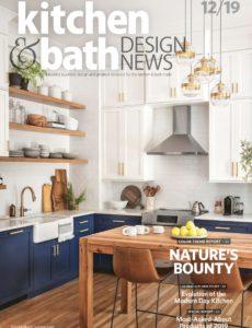 Kitchen & Bath Design News – December 2019