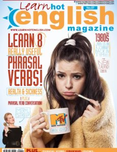 Learn Hot English – Issue 211 – December 2019
