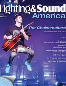Lighting & Sound America – December 2019