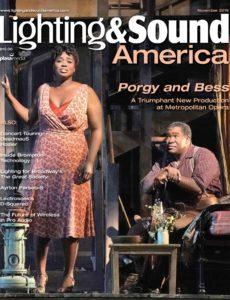 Lighting & Sound America – November 2019
