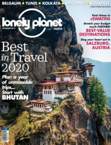Lonely Planet India – December 2019