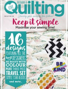 Love Patchwork & Quilting – January 2020