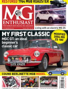 MG Enthusiast – Issue 384 – January 2020