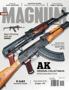 Man Magnum – January 2020