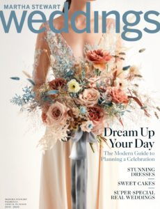 Martha Stewart Weddings Real Weddings Special Issue – November 2019