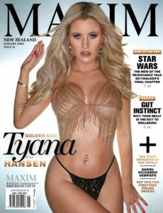 Maxim New Zealand – January 2020
