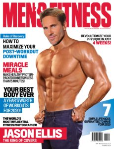 Men's Fitness South Africa – Summer 2019
