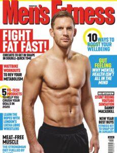 Men's Fitness UK – February 2020
