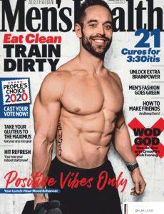 Men's Health Australia – January 2020