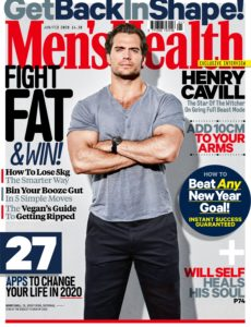 Men's Health UK – January-February 2020