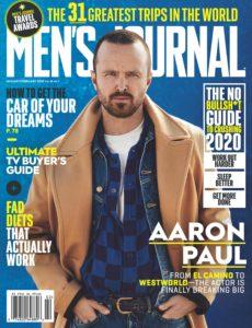 Men's Journal – January-February 2020