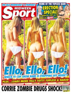 Midweek Sport – 19 April 2017
