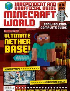 Minecraft World Magazine – March 2020