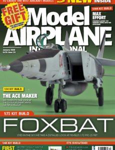 Model Airplane International – January 2020