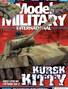 Model Military International – Issue 165 – January 2020