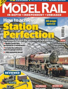 Model Rail – January 2020