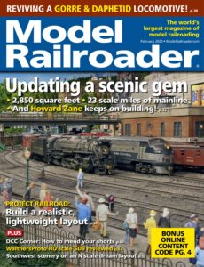 Model Railroader – February 2020