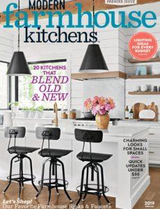 Modern Farmhouse Kitchens (2019)