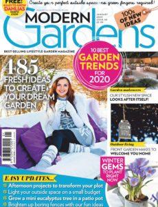 Modern Gardens – January 2020