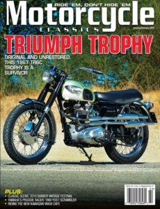 Motorcycle Classics – January-February 2020