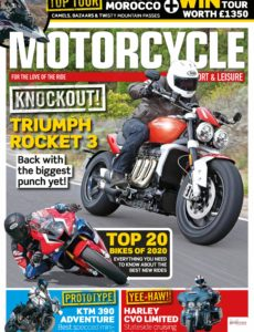Motorcycle Sport & Leisure – January 2020