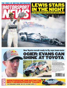Motorsport News – December 04, 2019