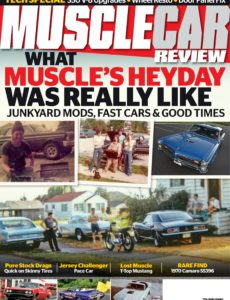 Muscle Car Review – January 2020