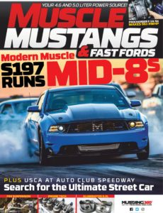 Muscle Mustangs & Fast Fords – February 2020