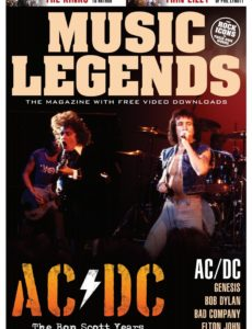 Music Legends – Issue 4 2019