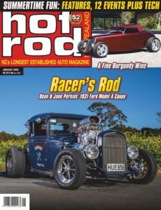 NZ Hot Rod – January 2020