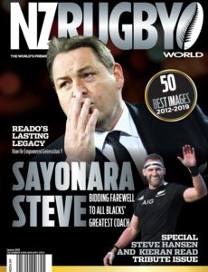 NZ Rugby World – December-January 2019