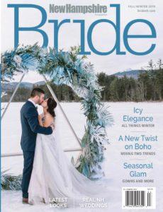 New Hampshire Bride – Fall-Winter 2019-2020