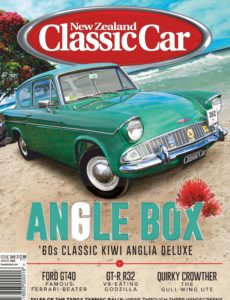 New Zealand Classic Car – January 2020