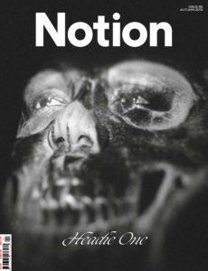 Notion – Autumn 2019