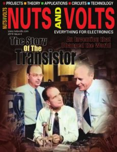 Nuts and Volts – Isuue 4, 2019