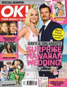 OK! Magazine Australia – December 30, 2019
