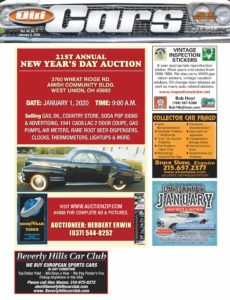 Old Cars Weekly – 02 January 2020