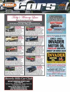 Old Cars Weekly – 09 January 2020