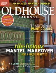 Old House Journal – January 2020